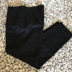 Zara Pants - Black slim work pants